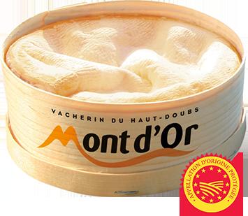 Fiche fromage – Le Mont d'Or, l'extase hivernale