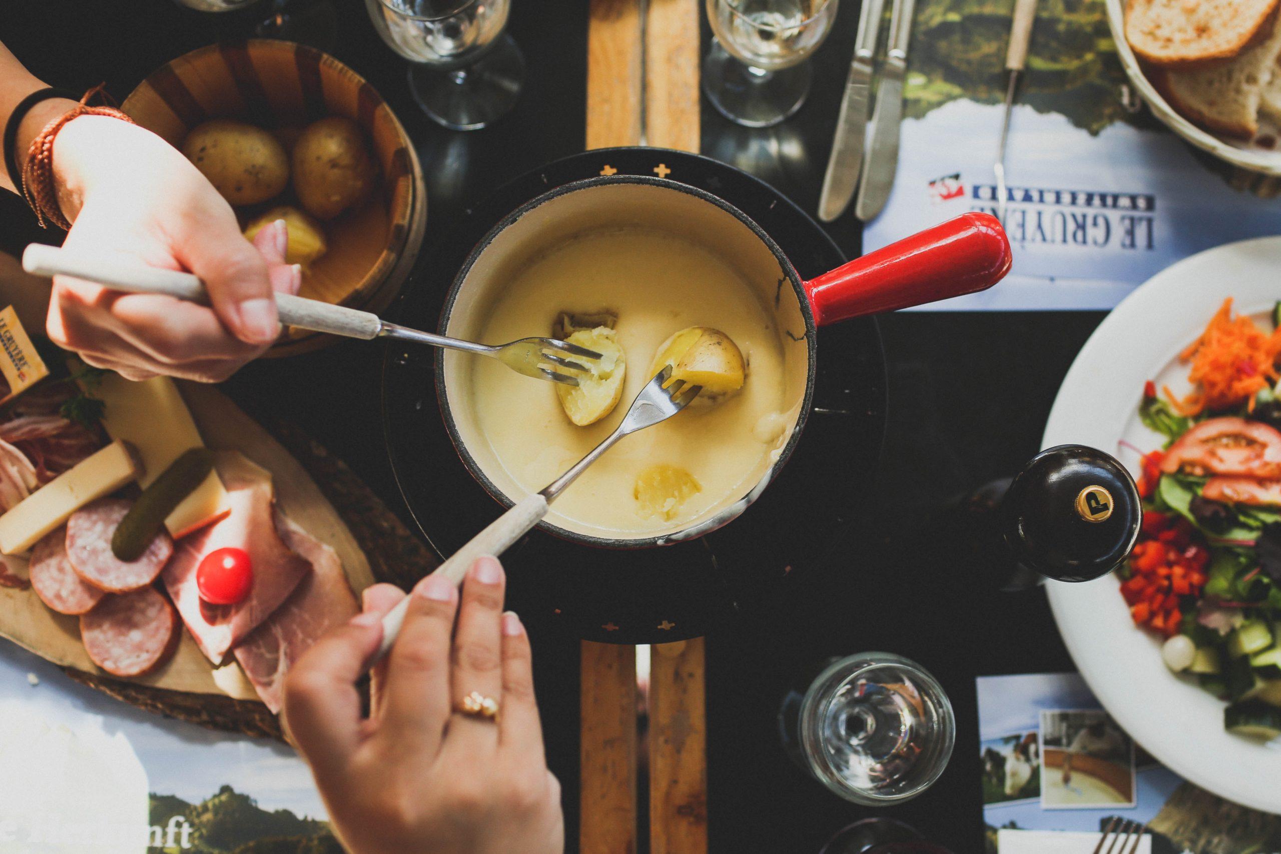 15 recettes irrésistibles pour une super fondue