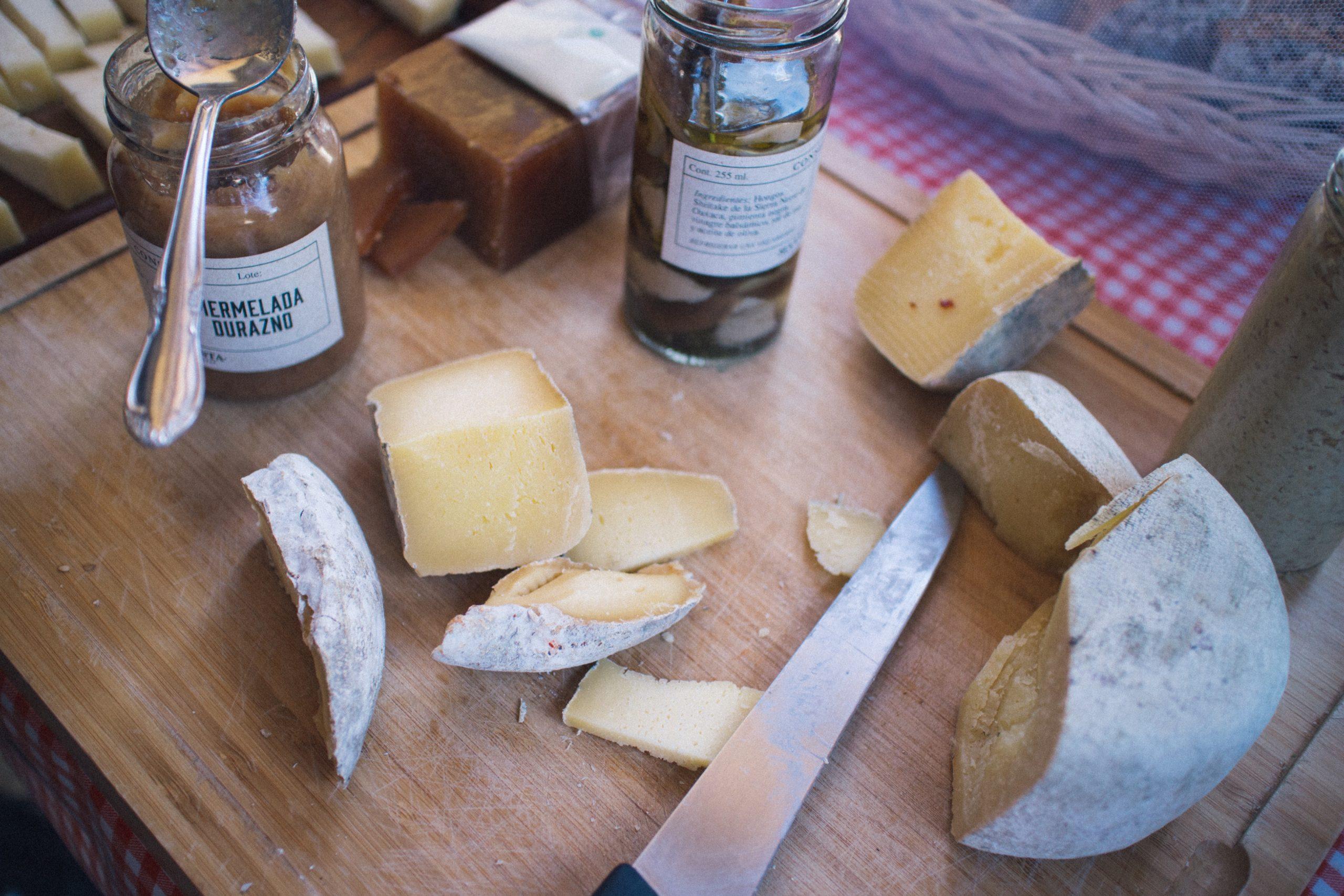 Dans quel ordre déguster ses fromages ?