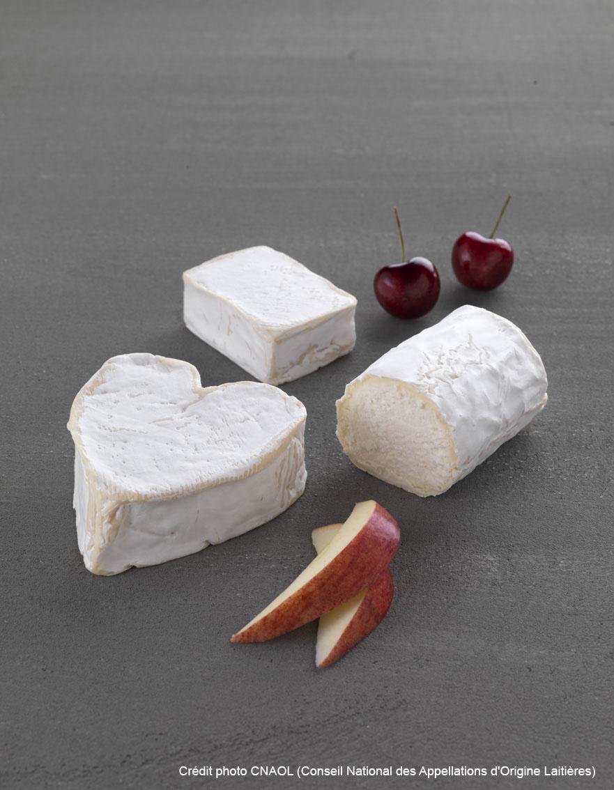 Fiche fromage – Présentation du Neufchatel