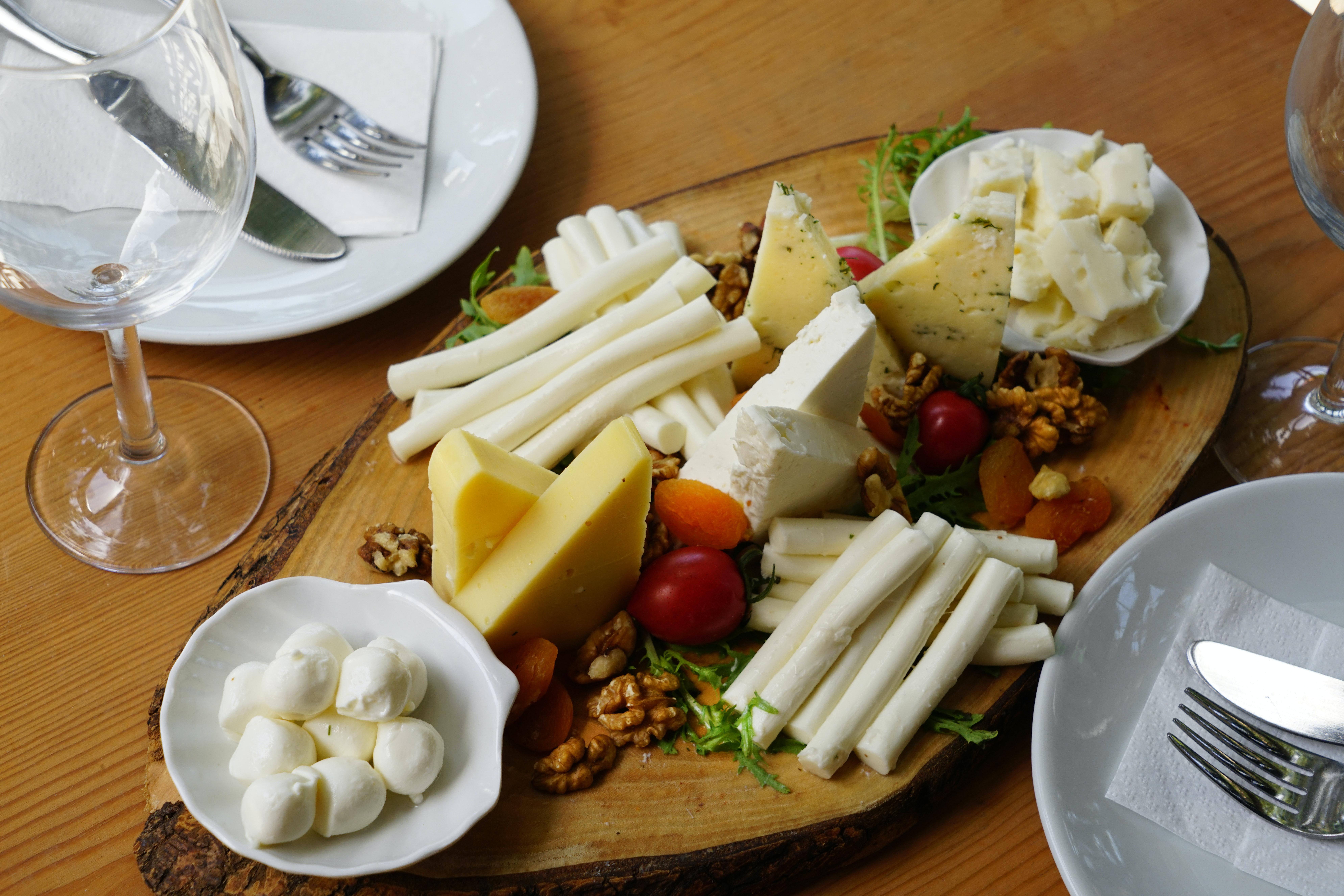 Bien choisir ses fromages pour l'apéro