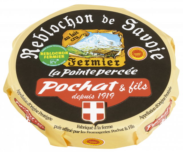 Fiche fromage – Le reblochon mignon