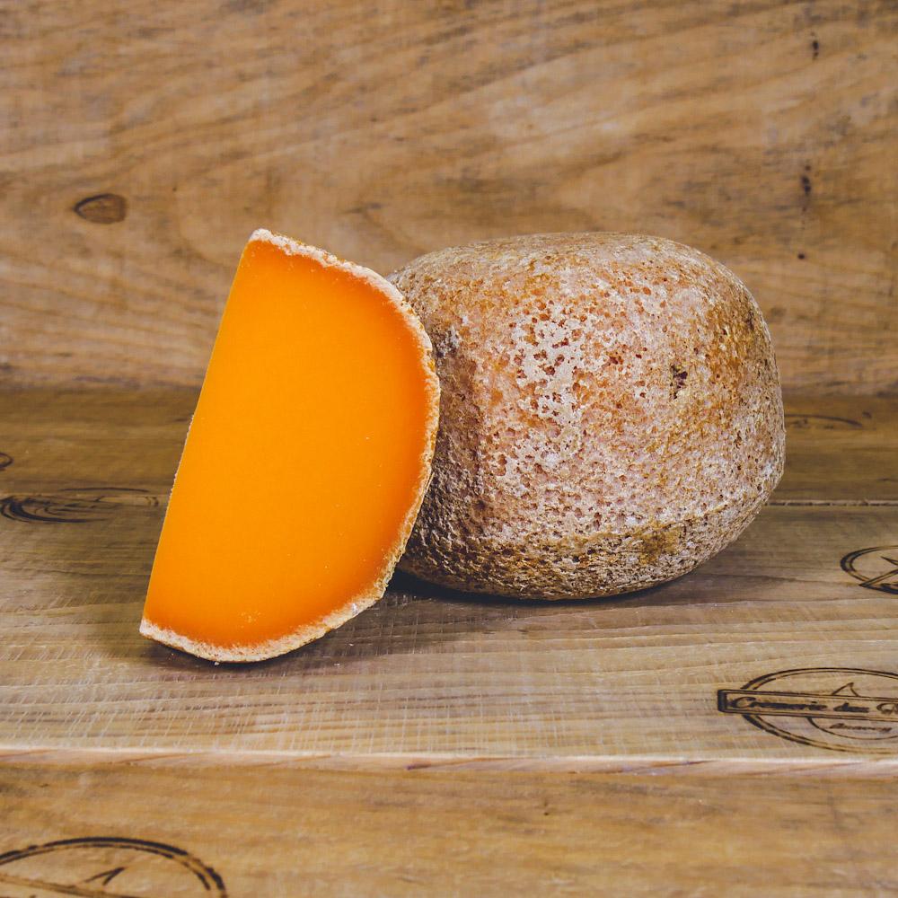 Fiche Fromage : La Mimolette, la Boule de Lille.